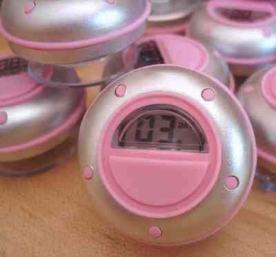 Pink DaysAgo digital day counter