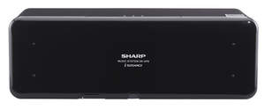 Sharp's DK-AP8P docking system for iPod®