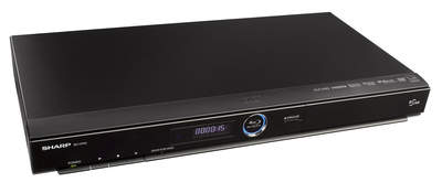 Sharp's BD-HP52U Blu-ray Disc™ player