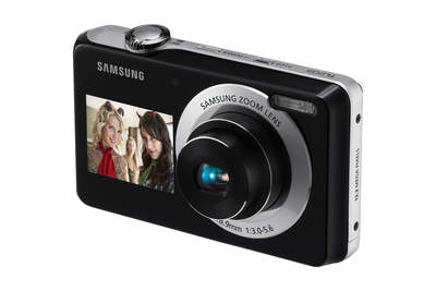 Samsung's DualView TL205 Digital Camera