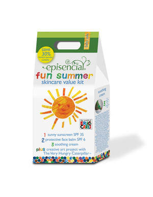 Episencial Fun Summer Skincare Value Kit