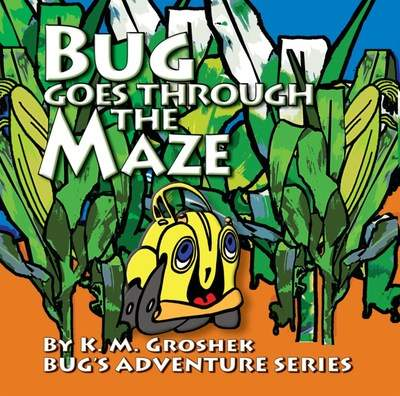 Bug Goes through the Maze (Children's book)