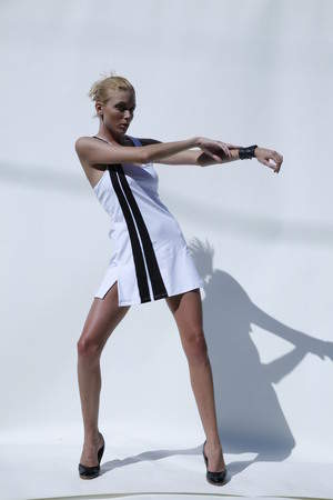 Mach 6 Tennis Dress
