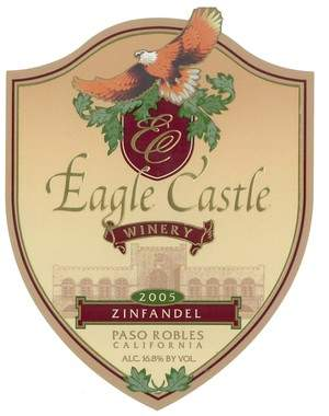 zinfandel label