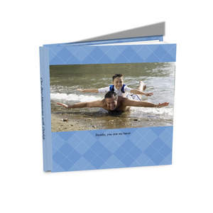 Father's Day Photo book from Shutterfly