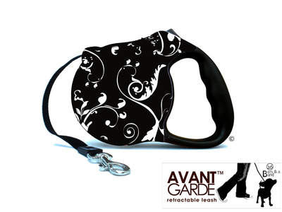 Classic style, this Fifth Avenue leash is perfect for Mom!
