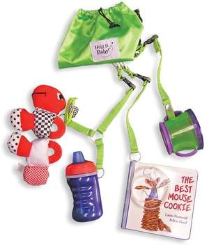 Hold It Baby! On-the-Go Toy Organizer