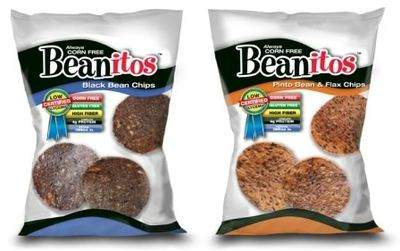 Beanitos Black Bean and Pinto Bean with Flaxseed Chips