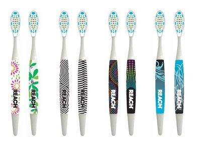 REACH by Design Toothbrushes
