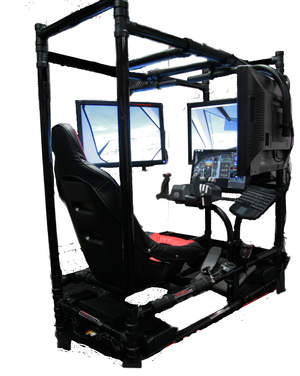 HotSeat Pilot Pro Flight Simulator