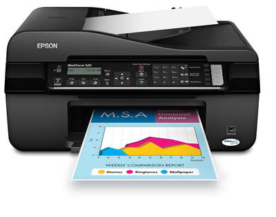 Epson WorkForce 520