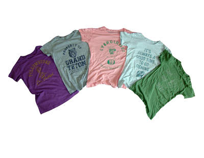 Give & Take's National Park Foundation Tees