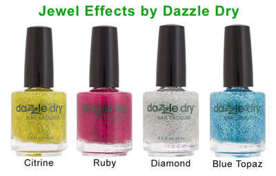 Dazzle Dry Jewel Effects