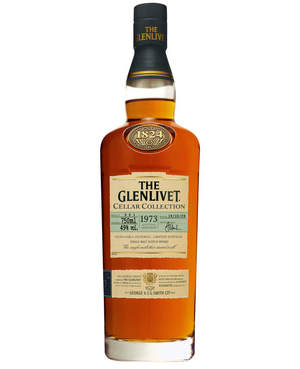 The Glenlivet Cellar Collection 1973