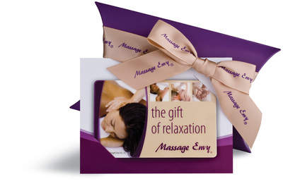 Massage Envy gift cards are perfect for Father's Day