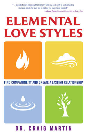 The cover of Elemental Love Styles