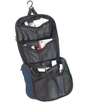TRAVELLING LIGHT™ HANGING TOILETRY BAGS