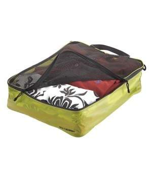 Ideal for fast, compartmentalized packing, keeps clothes neat, organized and crease-free
