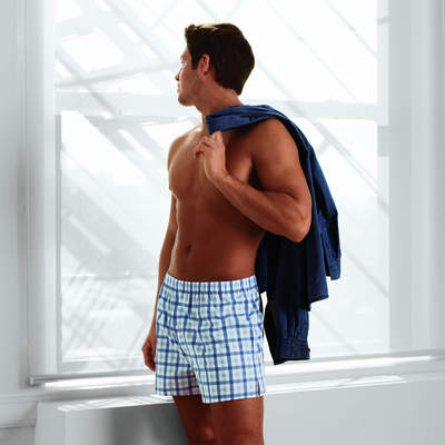 Founded on man's most basic needs, this classic boxer stands the test of time and comfort.