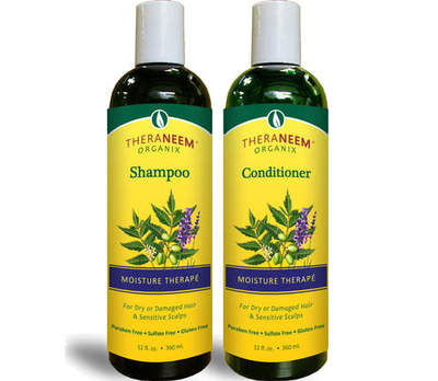 Intensive Moisture Therapé Shampoo & Conditioner