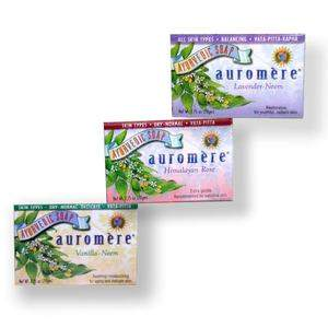 Auromere Soap Collection