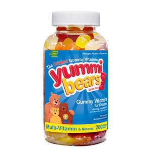 Hero Nutritionals Yummi Bears® Multi Vitamin