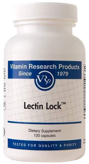 Lectin Lock™ A Natural Defense Against the Hidden Causes of Food Intolerance