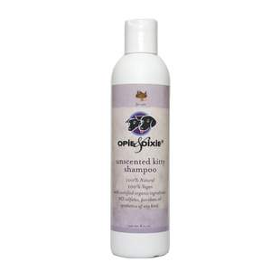 Organic Unscented Kitty Shampoo