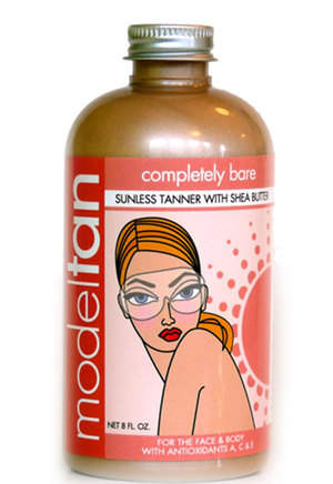 Completely Bare's Model Tan $36