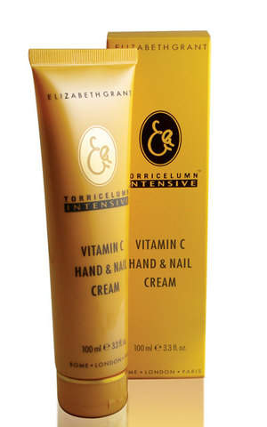 Elizabeth Grant's Vitamin C Hand and Nail Cream $25