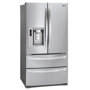 LG Electronics' 4-door French-door refrigerator