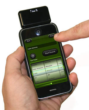i-Got-Control makes it easy to control virtually any device from an iPhone, iPod touch or iPad.