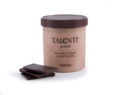 Dads will devour Talenti's Double Dark Chocolate gelato!