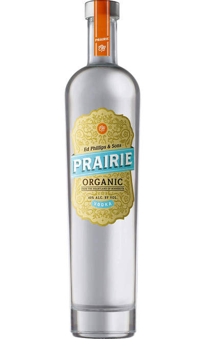 This gift comes in a bottle! Encourage dad to relax with Prairie Organic Vodka cocktails!