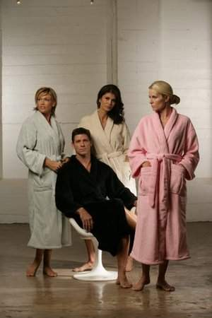 Cozy Faux robes make the perfect gift for any occasion--make this Father's Day gift one he'll remember and wear for a lifetime of comfort.