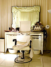 Pamper yourself in Master Barber Tim Yanchun's chair at Ciel Spa