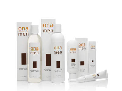 Ona Men Signature product Line
