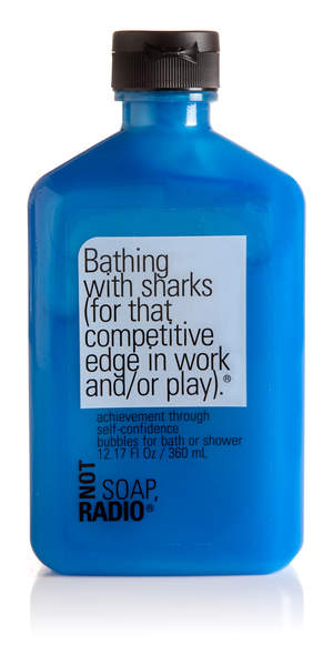 Bathing with Sharks Bath & Shower Bubbles