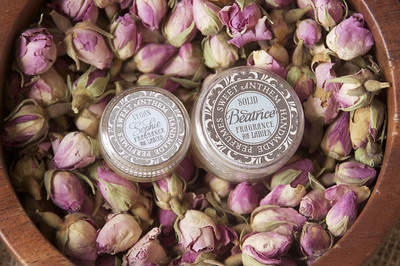 Solid Perfumes by Sweet Anthem Handmade Perfumes