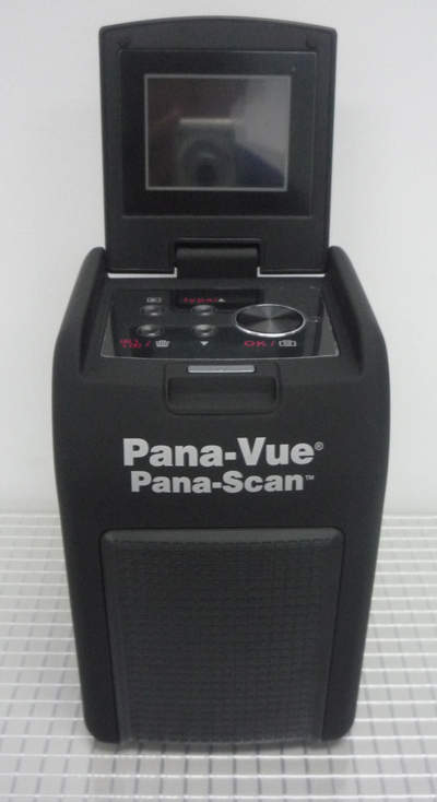 Pana-Vue Pana-Scan Slide and FilmScanner