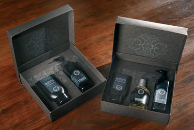 Spring's Classic Men Gift Set luxurious Men Aftershave and Shower Gel