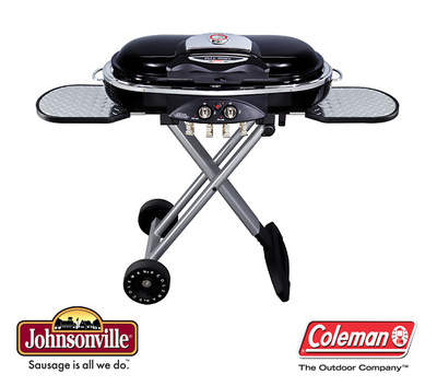 Coleman Paul Jr. LXE Roadtrip Grill