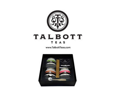 Talbott Teas - one part indulgence, one part elegance, 100% you!