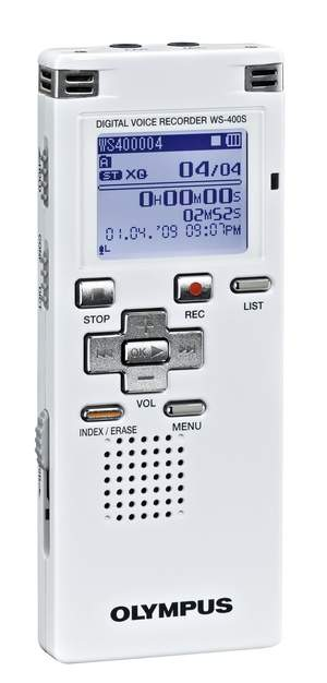 Olympus WS-400S Digital Recorder