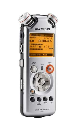 Olympus LS-11 Digital Recorder