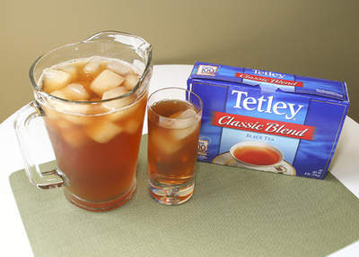 Tetley Tea Up