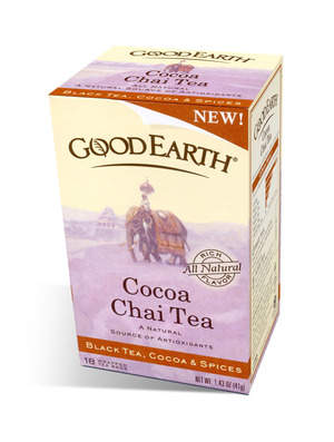 Good Earth Cocoa Chai Tea