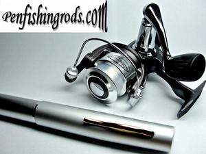 World's Smallest Fishing Rod & Reel