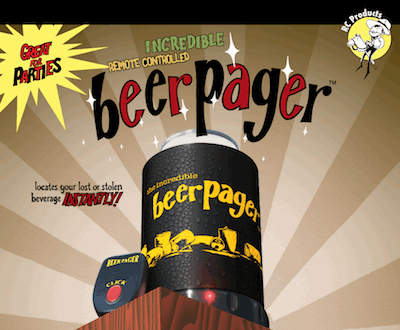 Meet the BeerPagers at www.BeerPager.com