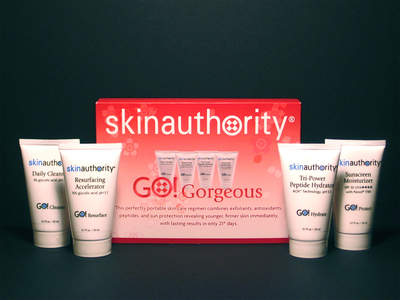 GO! Gorgeous kit by Skin Authority